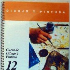 Libros de segunda mano: LA PINTURA AL ÓLEO - CURSO DE DIBUJO Y PINTURA / 12 - CEAC 1999 - VER INDICE. Lote 195116452