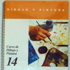 Libros de segunda mano: LA PINTURA ACRÍLICA Y LAS TÉCNICAS MIXTAS - CURSO DE DIBUJO Y PINTURA / 14 - CEAC 1999 - VER INDICE. Lote 195116850