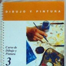 Libros de segunda mano: COMPOSICIÓN Y SOMBRAS - CURSO DE DIBUJO Y PINTURA / 3 - CEAC 1999 - VER INDICE. Lote 195117302