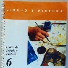 Libros de segunda mano: DIBUJO AL DESNUDO / APUNTES DE FIGURA Y RETRATO - DIBUJO Y PINTURA / 6 - CEAC 1999 - VER INDICE. Lote 195117936