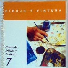 Libros de segunda mano: TEORÍA DEL COLOR Y MEZCLAS DE COLORES - CURSO DE DIBUJO Y PINTURA / 7 - CEAC 1999 - VER INDICE. Lote 195118242