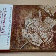 Libros de segunda mano: JULIO PRIETO NESPEREIRA - CARLOS AREAN - ARTISTAS ESPAÑOLES CONTEMPORANEOSK404. Lote 195131447