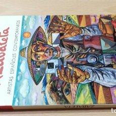 Libros de segunda mano: R ZABALETA - C RODRIGUEZ AGUILERA - ARTISTAS ESPAÑOLES CONTEMPORANEOSK404. Lote 195132166