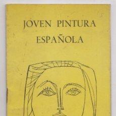 Libros de segunda mano: CATÁLOGO DE EXPOSICIÓN. JOVEN PINTURA ESPAÑOLA. OVIEDO, 1956. ASTURIAS. Lote 195147821