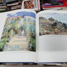Libros de segunda mano: MONET A RETROSPECTIVE. CHARLES F. STUCKEY . PARK LANE . 1ª EDICIÓN 1986 . IMPRESIONISMO . . Lote 195153653