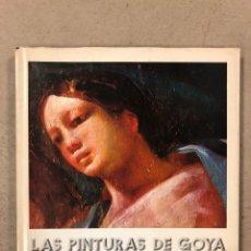 Libros de segunda mano: LAS PINTURAS DE GOYA EN LA CARTUJA DE AULA DEI DE ZARAGOZA. JULIÁN GALLEGO. 1975.. Lote 195188735