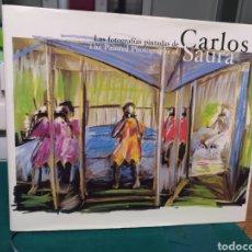 Libros de segunda mano: LAS FOTOGRAFÍAS PINTADAS DE CARLOS SAURA. 2004. Lote 195241381