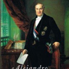 Libros de segunda mano: ALEJANDRO MON. HACIENDA Y POLITICA EN LA ESPAÑA ISABELINA (CATALOGO DE EXPOSICION). Lote 195252260