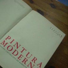 Libros de segunda mano: PINTURA MODERNA, LEXICÓN KAPELUSZ. EP-288. Lote 195262671