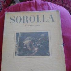 Libros de segunda mano: SOROLLA. MARCELO ABRIL. Lote 195276511