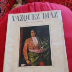 Libros de segunda mano: VÁZQUEZ DÍAZ. LUIS GIL FILLOL. Lote 195277537