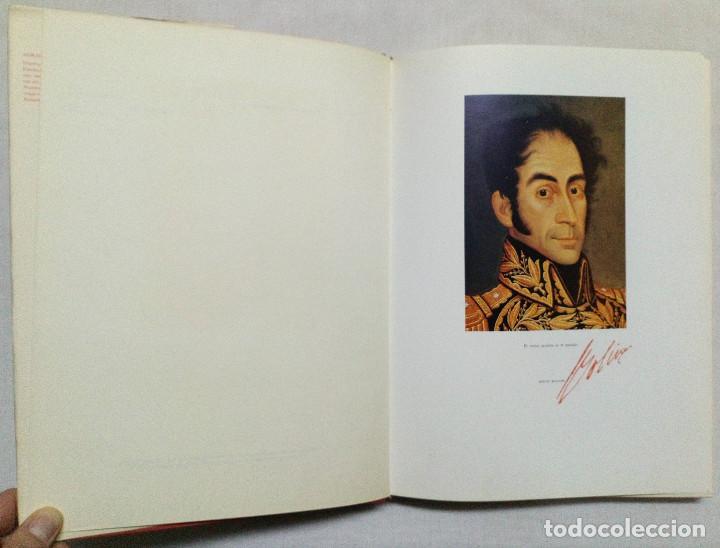 Libros de segunda mano: BOLIVAR, BELLO Y EL PORVENIR. - Foto 3 - 195307686