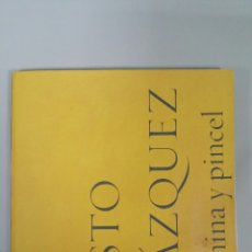 Libros de segunda mano: FAUSTO VELAZQUEZ, A TINTA CHINA Y PINCEL, SEVILLA 2007.. Lote 195329068