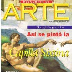 Libros de segunda mano: DESCUBRIR EL ARTE Nº 2. ABRIL 1999.. Lote 195344941