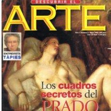 Libros de segunda mano: DESCUBRIR EL ARTE Nº 3. MAYO 1999.. Lote 195344957
