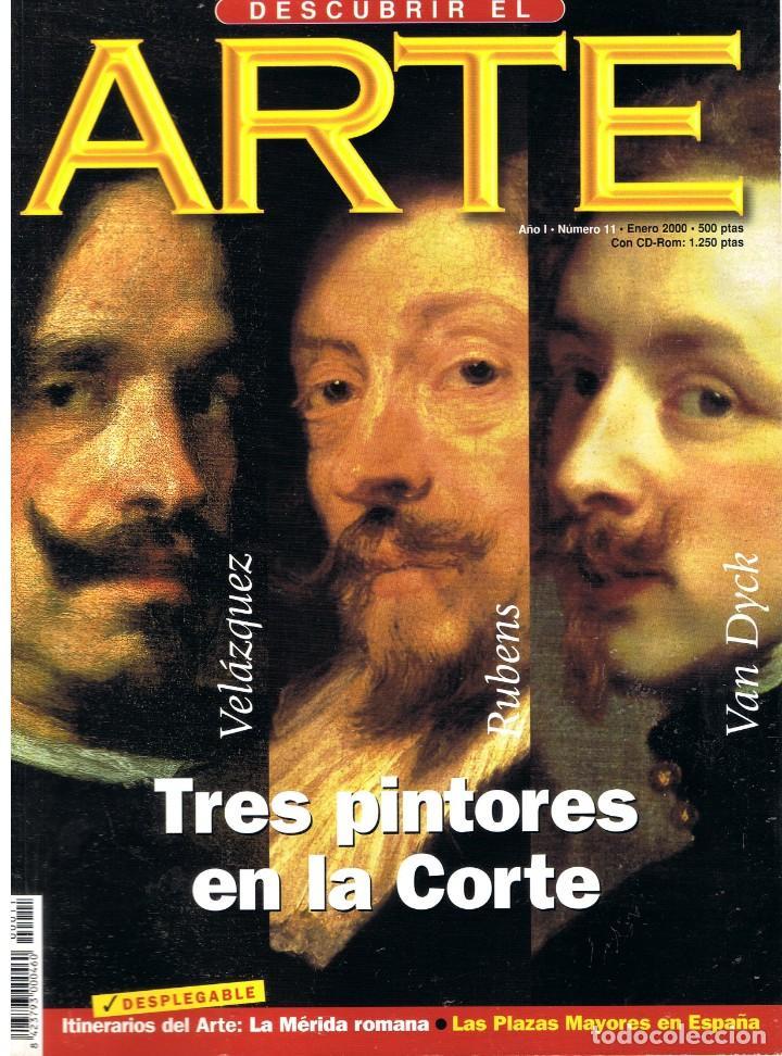 DESCUBRIR EL ARTE Nº 11. ENERO 2000. (Libros de Segunda Mano - Bellas artes, ocio y coleccionismo - Pintura)