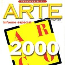 Libros de segunda mano: DESCUBRIR EL ARTE Nº 12. FEBRERO 2000.. Lote 195344978