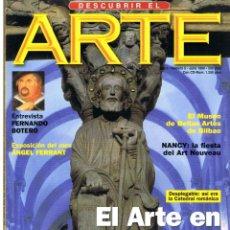 Libros de segunda mano: DESCUBRIR EL ARTE Nº 5. JULIO 1999.. Lote 195344988