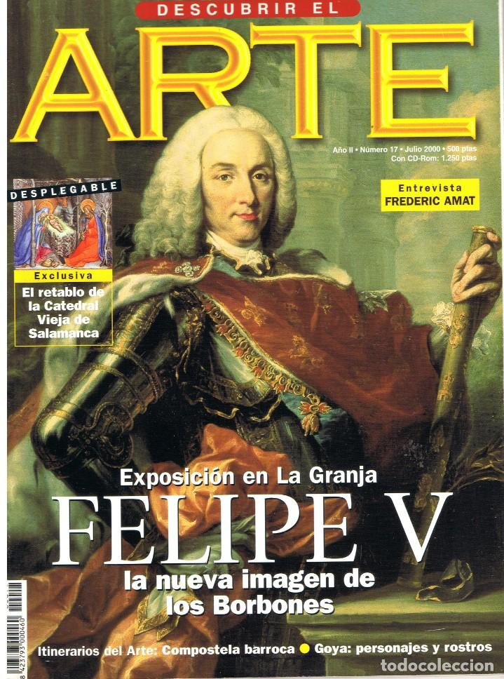 DESCUBRIR EL ARTE Nº 17. JULIO 2000. (Libros de Segunda Mano - Bellas artes, ocio y coleccionismo - Pintura)