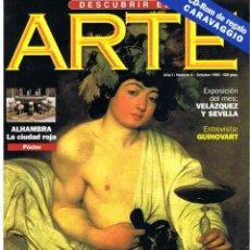 Libros de segunda mano: DESCUBRIR EL ARTE Nº 8. OCTUBRE 1999.. Lote 195345033