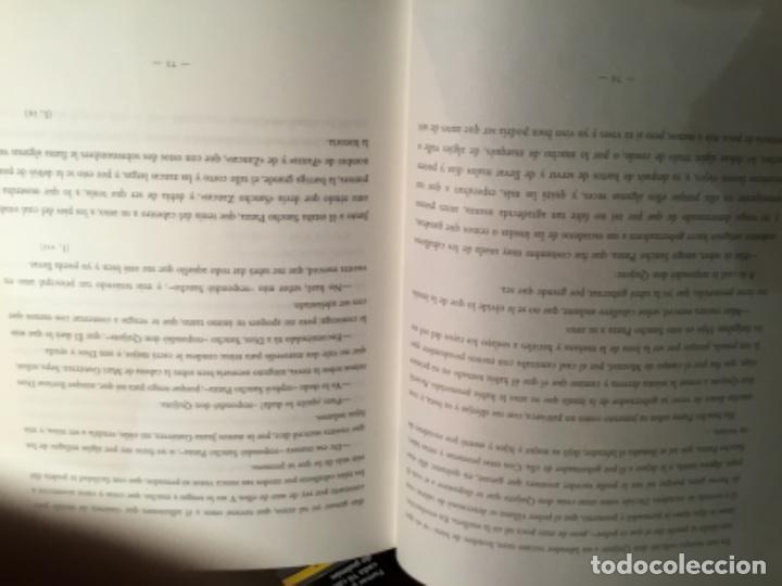 Libros de segunda mano: Figuras del Quijote manolo Valdes Francisco Rico - Foto 5 - 195345103