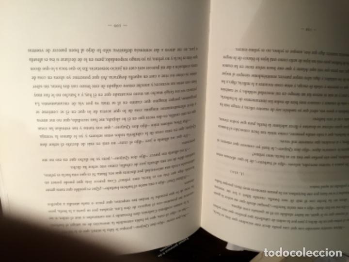 Libros de segunda mano: Figuras del Quijote manolo Valdes Francisco Rico - Foto 6 - 195345103