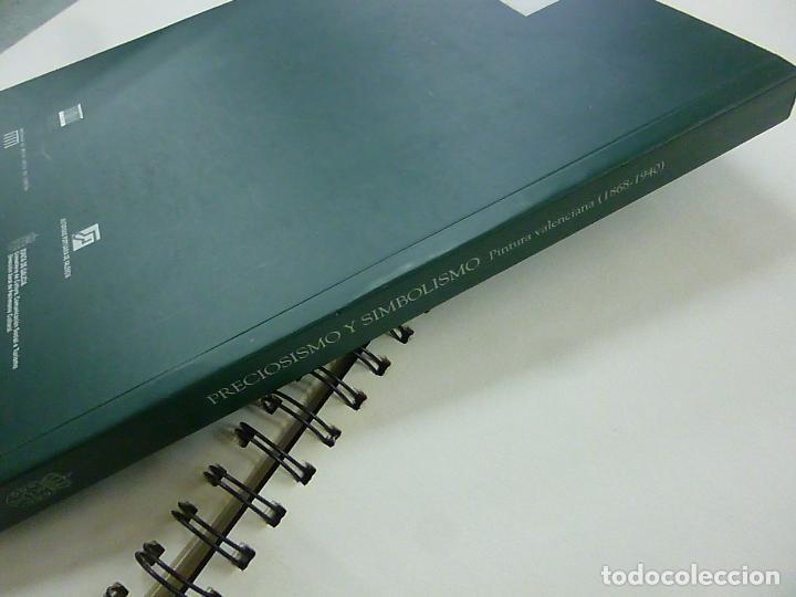Libros de segunda mano: EL ESPLENDOR DE LA PINTURA VALENCIANA (1868-1930) PRECIOSISMO Y SIMBOLISMO - N 7 - Foto 3 - 195374746