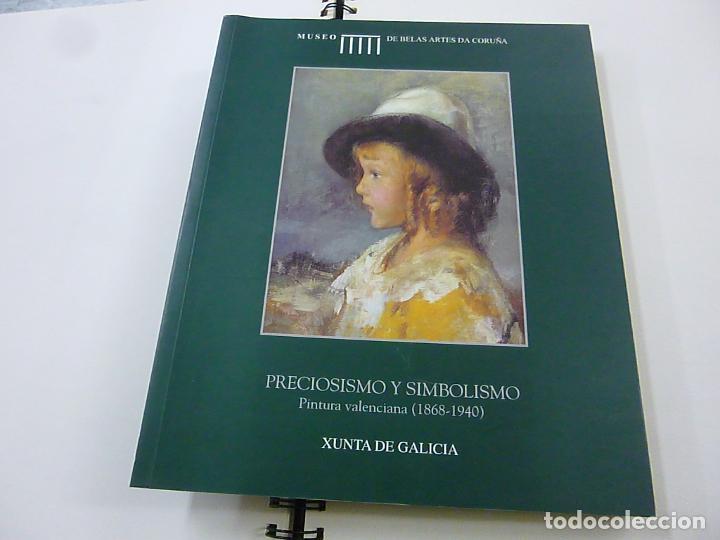 EL ESPLENDOR DE LA PINTURA VALENCIANA (1868-1930) PRECIOSISMO Y SIMBOLISMO - N 7 (Libros de Segunda Mano - Bellas artes, ocio y coleccionismo - Pintura)