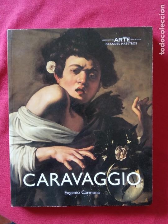 CARAVAGGIO- EUGENIO CARMONA. (Libros de Segunda Mano - Bellas artes, ocio y coleccionismo - Pintura)