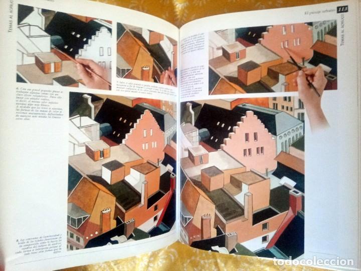 Libros de segunda mano: TODO SOBRE LA TECNICA DEL ACRILICO - PARRAMON - ISBN: 9788434225428 - Foto 2 - 195385371