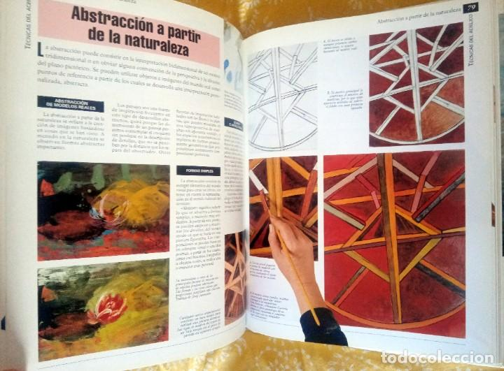 Libros de segunda mano: TODO SOBRE LA TECNICA DEL ACRILICO - PARRAMON - ISBN: 9788434225428 - Foto 3 - 195385371