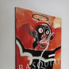Libros de segunda mano: BASQUIAT, LEONHARD EMMERLING. TASCHEN.. Lote 195407303