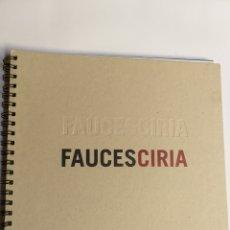 Libros de segunda mano: FAUCESCIRIA 2015 TENERIFE . . PINTURA SIGLO XXI. Lote 195468440