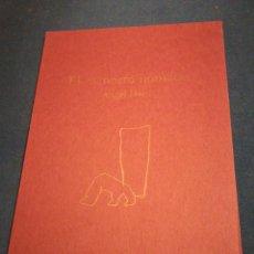 Libros de segunda mano: EL CACHORRO NÓMADA ÁNGEL HARO ZARAGOZA 1994. Lote 195512625