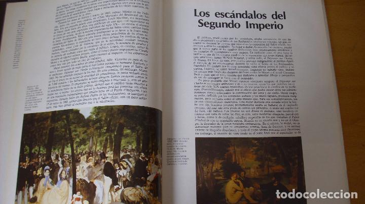 Libros de segunda mano: EL ARTE DE MANET EDICIONES POLÍGRAFA NATHANIEL HARRIS 1982 - Foto 5 - 195544013