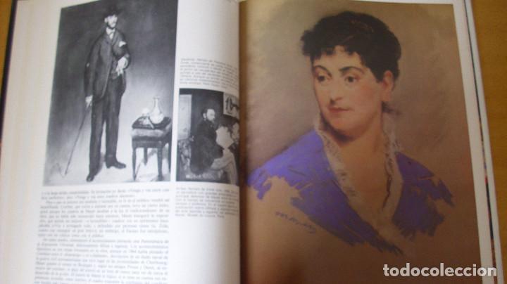 Libros de segunda mano: EL ARTE DE MANET EDICIONES POLÍGRAFA NATHANIEL HARRIS 1982 - Foto 7 - 195544013