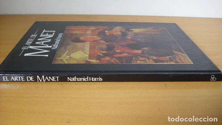 Libros de segunda mano: EL ARTE DE MANET EDICIONES POLÍGRAFA NATHANIEL HARRIS 1982 - Foto 9 - 195544013