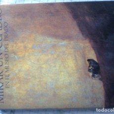 Libros de segunda mano: MIRAR UN CUADRO EN EL MUSEO DEL PRADO - LUNWERG EDITORES, . Lote 195547907