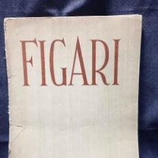 Libros de segunda mano: PEDRO FIGARI 1861 - 1938 EDICIONES GALERIAS WITCOMB BUENOS AIRES 25 OBRAS REPRODUCIDAS COLOR. Lote 195934965
