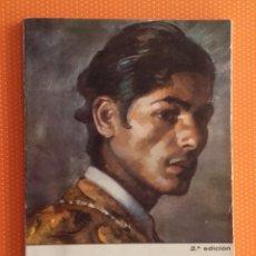 Libros de segunda mano: GITANOS. AMALIO GARCÍA DEL MORAL. DEDICADO POR EL AUTOR.. Lote 196526748