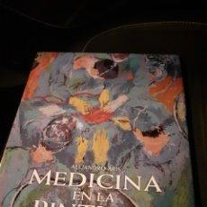 Livros em segunda mão: MEDICINA EN LA PINTURA - ALEJANDRO ARIS. Lote 196791538