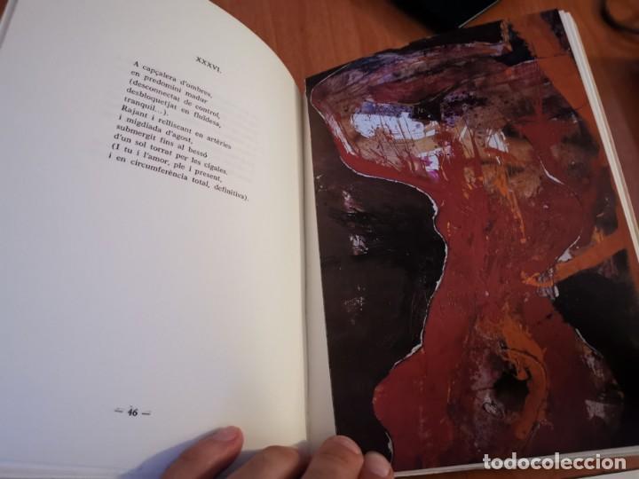 Libros de segunda mano: RAMBLES DABRIL I CANYAR DE LLANCES POESÍA I PINTURA PER PERE FONT ESPORLES MALLORCA 1992 - Foto 10 - 196938728
