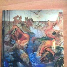 Libros de segunda mano: 1ª EDICIÓN 2003 DALÍ // UNIVERS DALÍ -RICARD MAS PEINADO - ILUSTRACIONES / EN CATALÁN. Lote 197085952