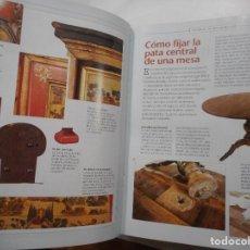 Libros de segunda mano: VV.AA GRAN GALERIA DEL MUEBLE ANTIGUO. CONOCERLO, RESTAURARLO, VALORARLO(VOLÚMENES SUELTOS) Y99301W. Lote 197122797