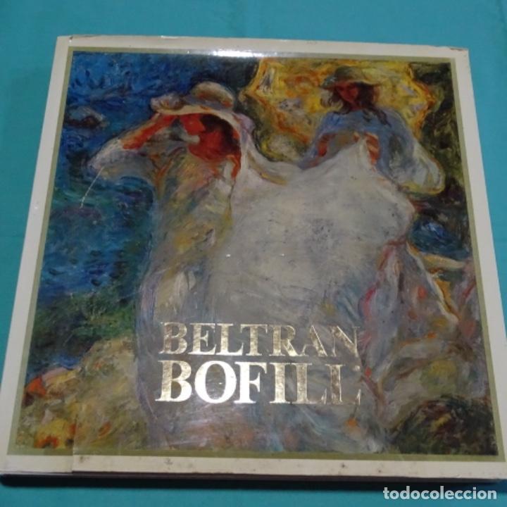 LIBRO DE JOAN BELTRÁN BOFILL.PRIMER PREMIO GUSTAVO GILI 1984.DEDICADO Y FIRMADO. (Libros de Segunda Mano - Bellas artes, ocio y coleccionismo - Pintura)