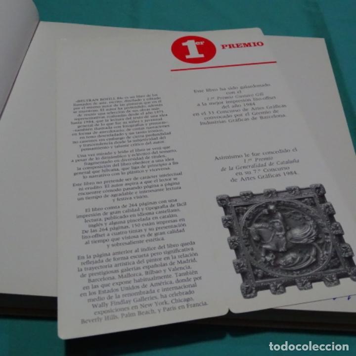 Libros de segunda mano: Libro de Joan Beltrán bofill.primer premio Gustavo gili 1984.dedicado y firmado. - Foto 3 - 197234830