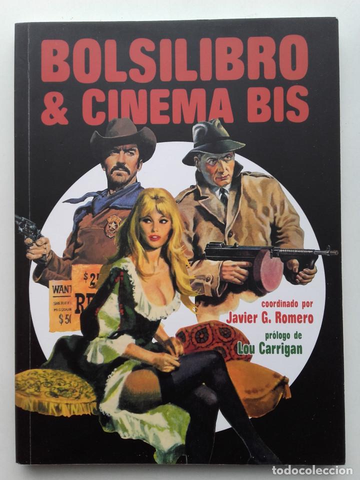 PEOR... ¡IMPOSIBLE! PRESENTA. BOLSILIBRO & CINEMA BIS - JAVIER G. ROMERO - CINE (Libros de Segunda Mano - Bellas artes, ocio y coleccionismo - Pintura)