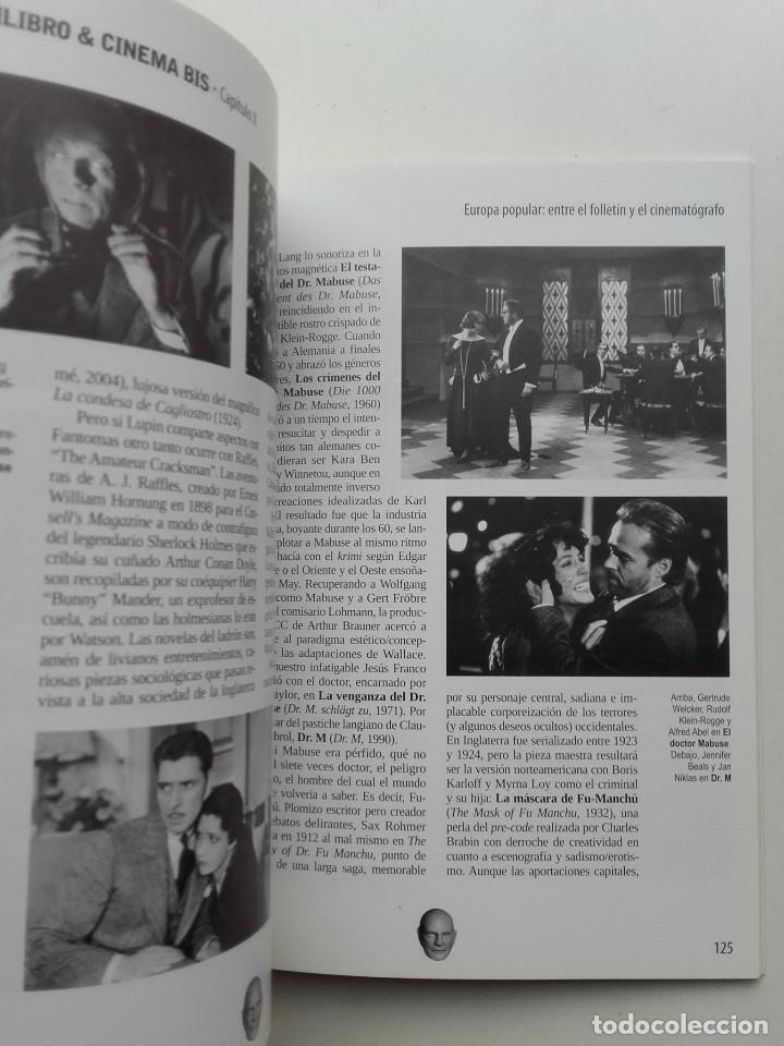 Libros de segunda mano: PEOR... ¡IMPOSIBLE! PRESENTA. BOLSILIBRO & CINEMA BIS - JAVIER G. ROMERO - CINE - Foto 10 - 211444542