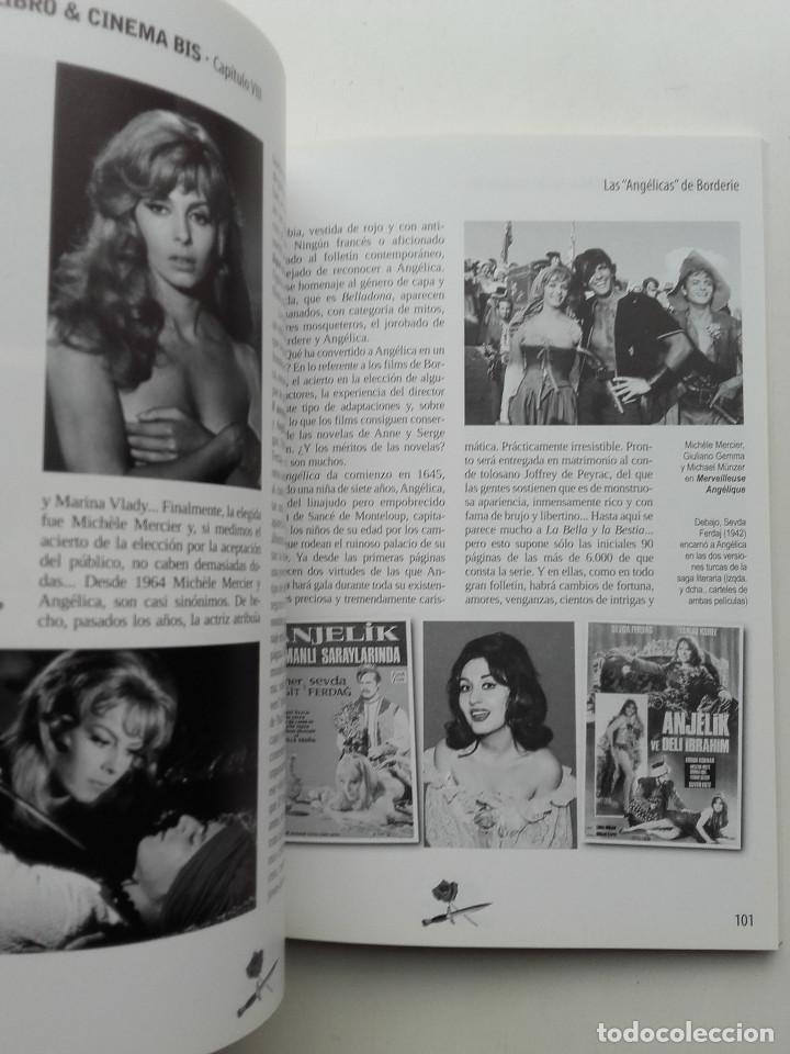 Libros de segunda mano: PEOR... ¡IMPOSIBLE! PRESENTA. BOLSILIBRO & CINEMA BIS - JAVIER G. ROMERO - CINE - Foto 12 - 211444542