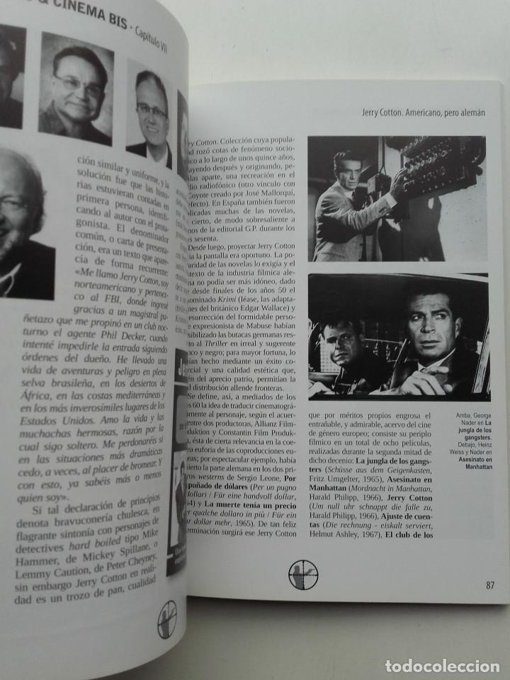 Libros de segunda mano: PEOR... ¡IMPOSIBLE! PRESENTA. BOLSILIBRO & CINEMA BIS - JAVIER G. ROMERO - CINE - Foto 2 - 211444542